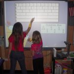 Big Jackson Students learning fractions