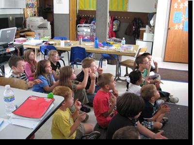 Big Jackson Classroom